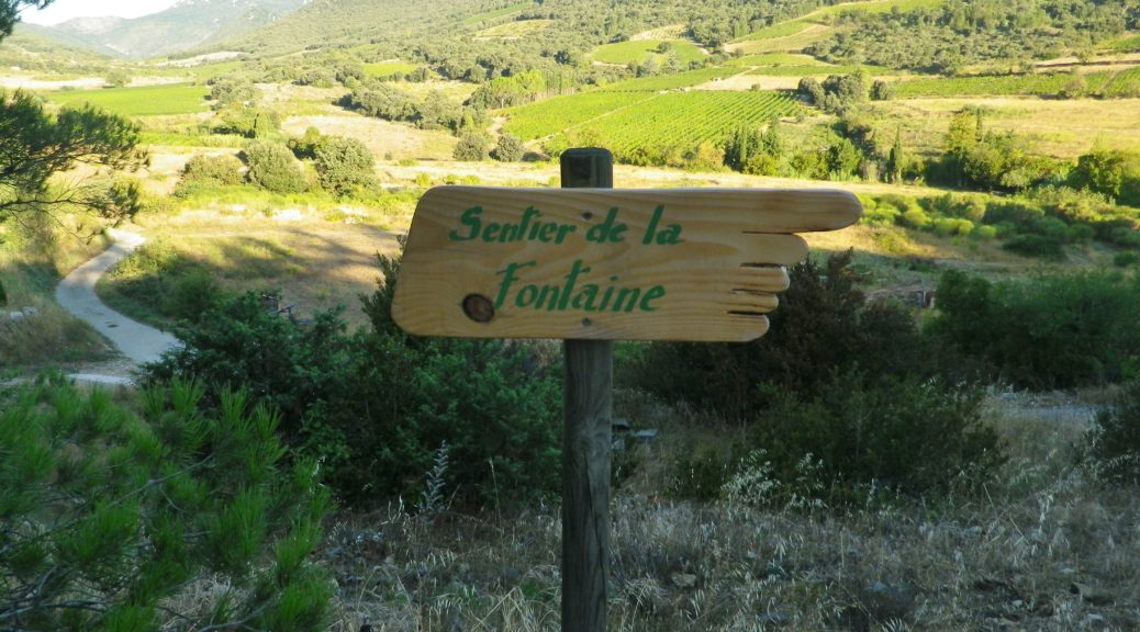Sentier de la fontaine trail in a nutshell winecountrywandering - La fontaine family office ...